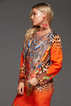 SUNSET IN SAVANNAH JACKET
