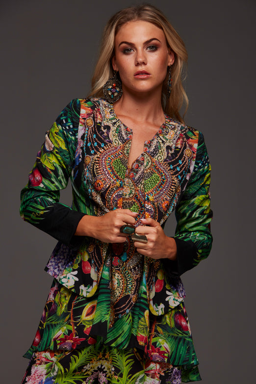 TROPICAL LOVE JACKET