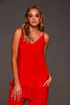 SIMPLY RED CAMI TOP