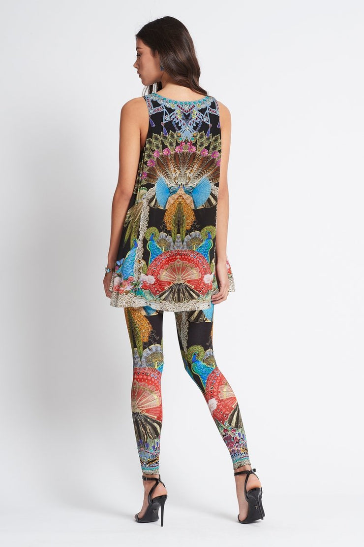 DANCING QUEEN LEGGINGS - Czarina