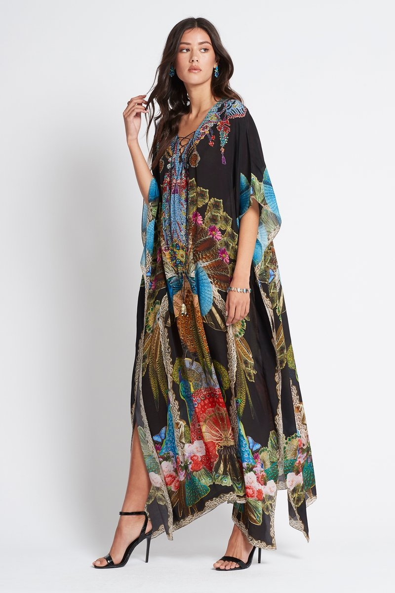 DANCING QUEEN LONG KAFTAN - Czarina