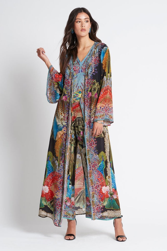DANCING QUEEN WRAP DRESS - Czarina