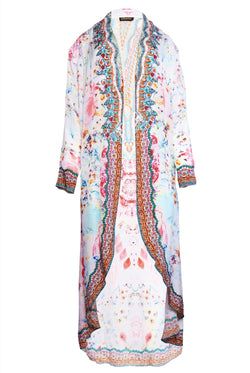 DAY DREAM LONG JACKET - Czarina