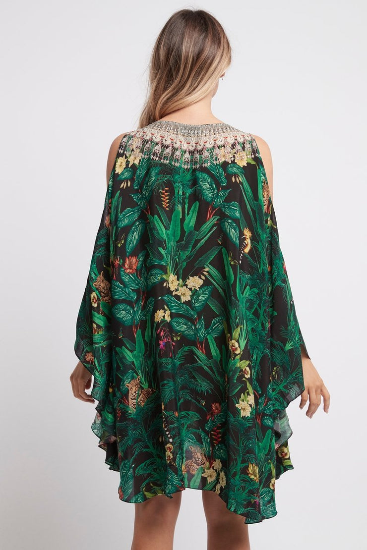 EMERALD QUEEN - KAFTAN DRESS - Czarina