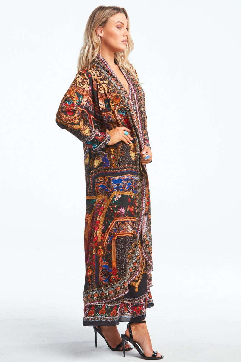EMPOWER YOURSELF LONG JACKET - Czarina