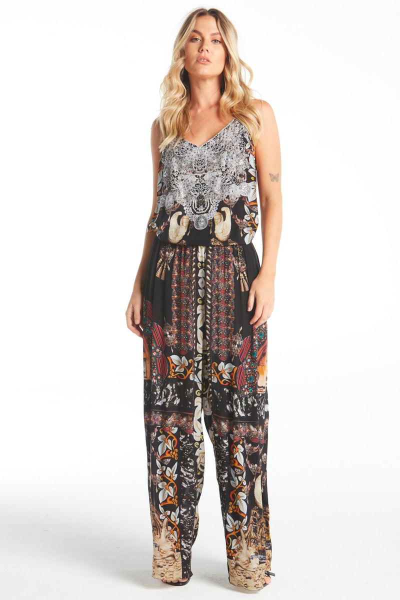 ENCHANTED JUMPSUIT - Czarina