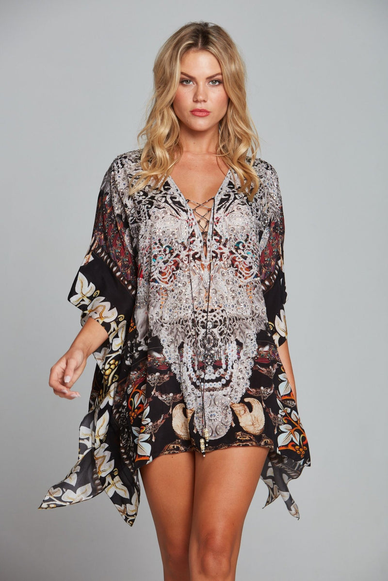 ENCHANTED KAFTAN TOP - Czarina
