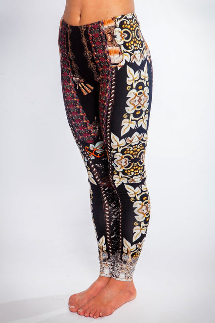 ENCHANTED LEGGINGS - Czarina