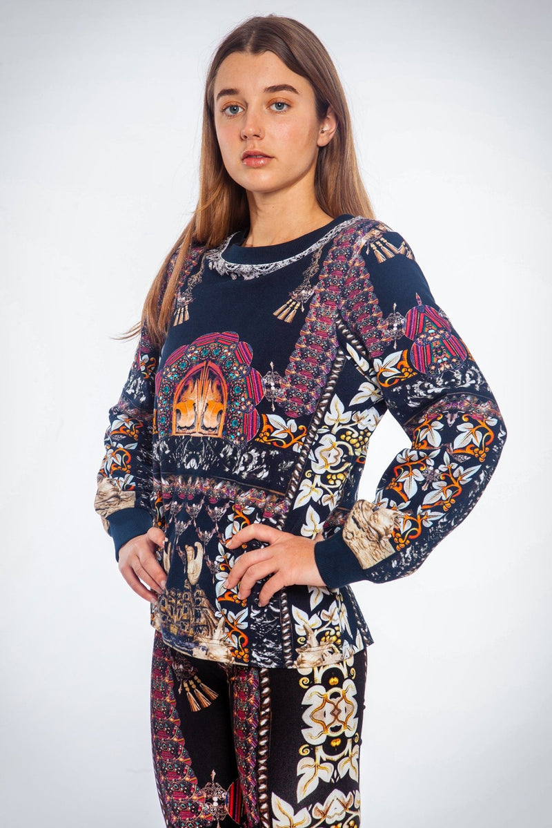 ENCHANTED RN JUMPER - Czarina