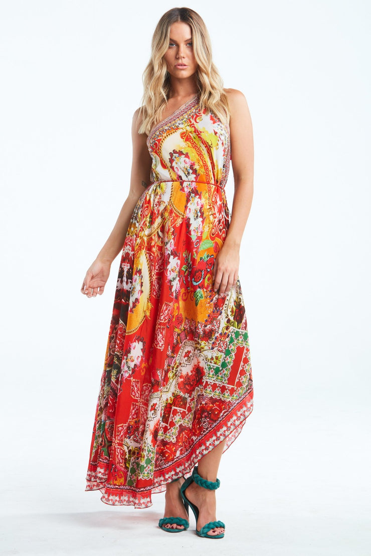 ENDLESS STORIES 3 WAY DRESS - Czarina