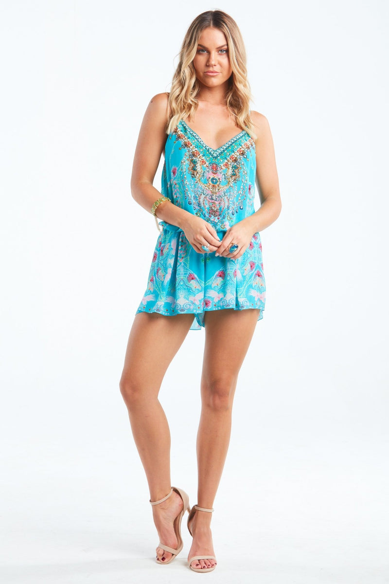 FEEL THE SKY PLAYSUIT - Czarina
