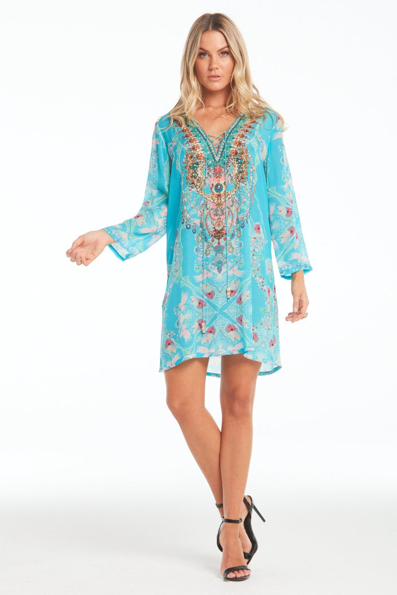 FEEL THE SKY TUNIC - Czarina