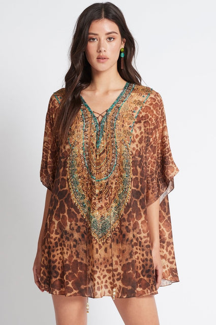 GAIA BUTTERFLY TOP - Czarina