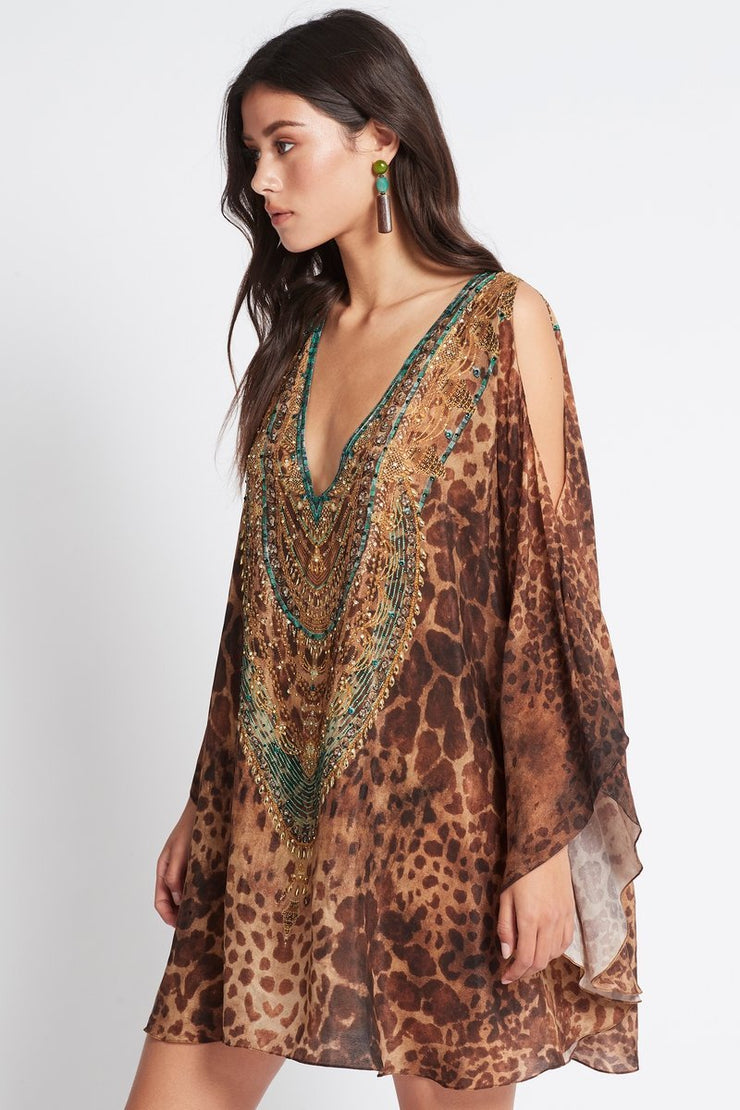 GAIA KAFTAN DRESS - Czarina