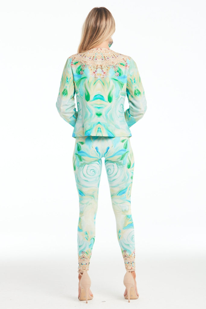 GARDEN OF EDEN LEGGINGS - Czarina