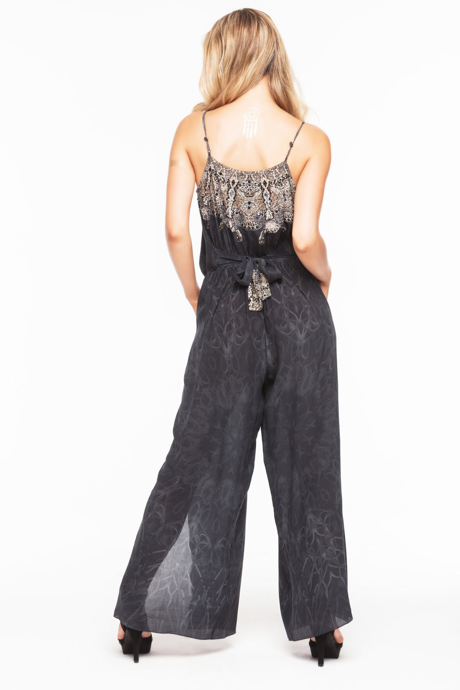 DARK CHEROKEE JUMPSUIT