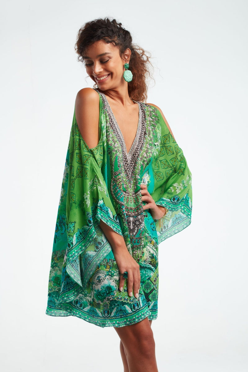 IT WAS ALWAYS YOU KAFTAN DRESS - Czarina