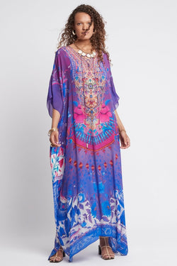IT'S A FEELING LONG KAFTAN - Czarina