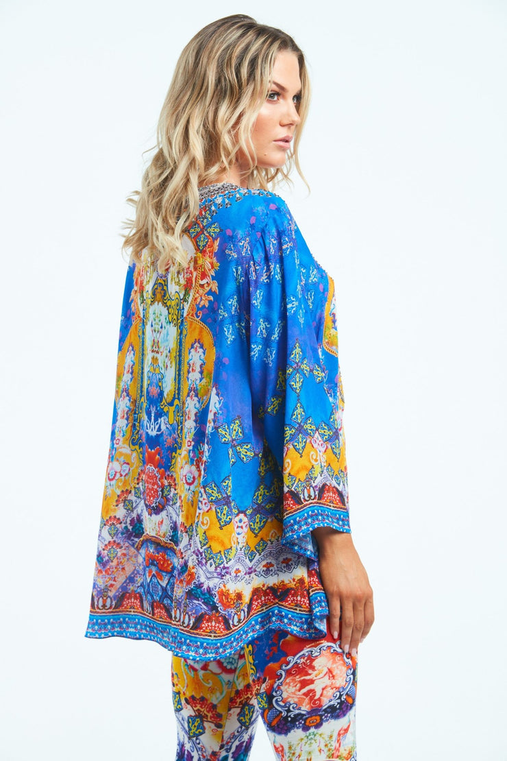 LIVE IN THE MOMENT BLOUSE - Czarina