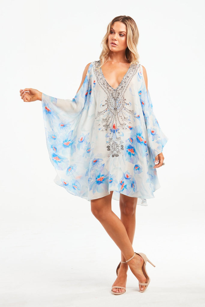 LIVE WITH HOPE KAFTAN DRESS - Czarina