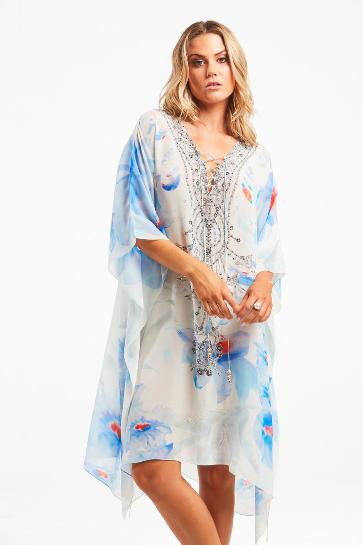 LIVE WITH HOPE SHORT KAFTAN - Czarina