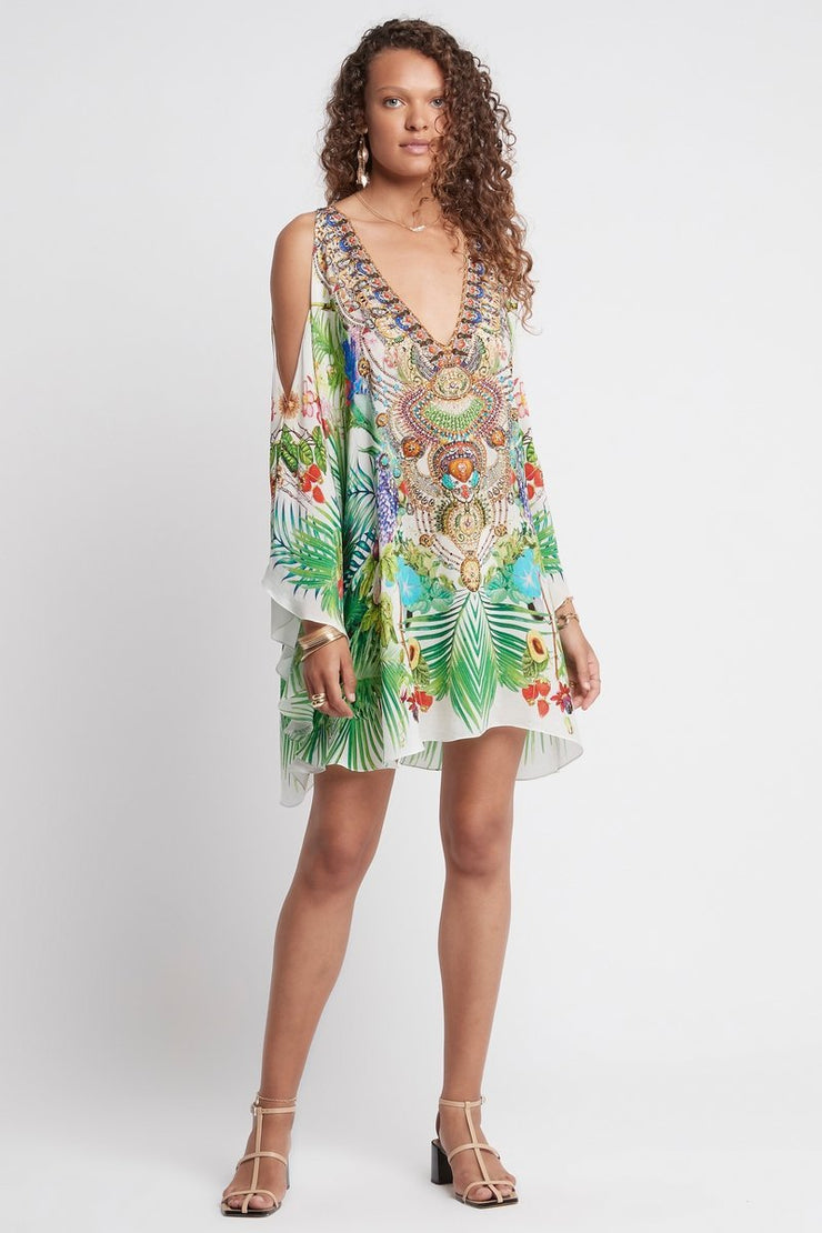 LOVE IN PARADISE KAFTAN DRESS - Czarina