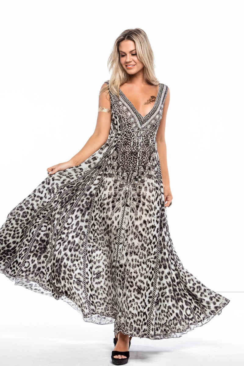 MERYL MAXI DRESS - Czarina