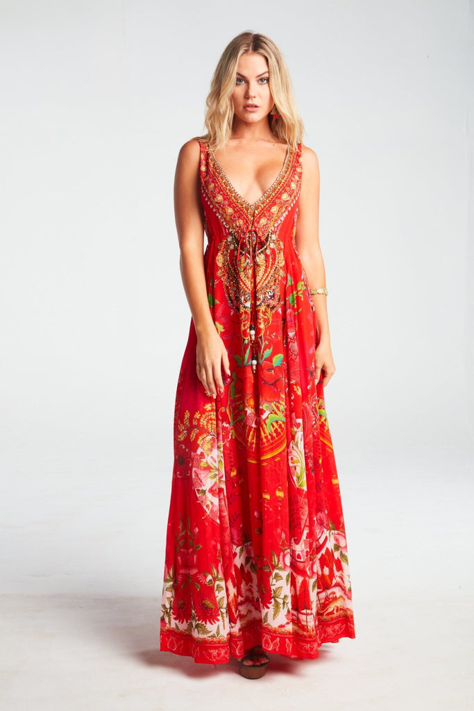 MORE THAN EVER MAXI DRESS - Czarina
