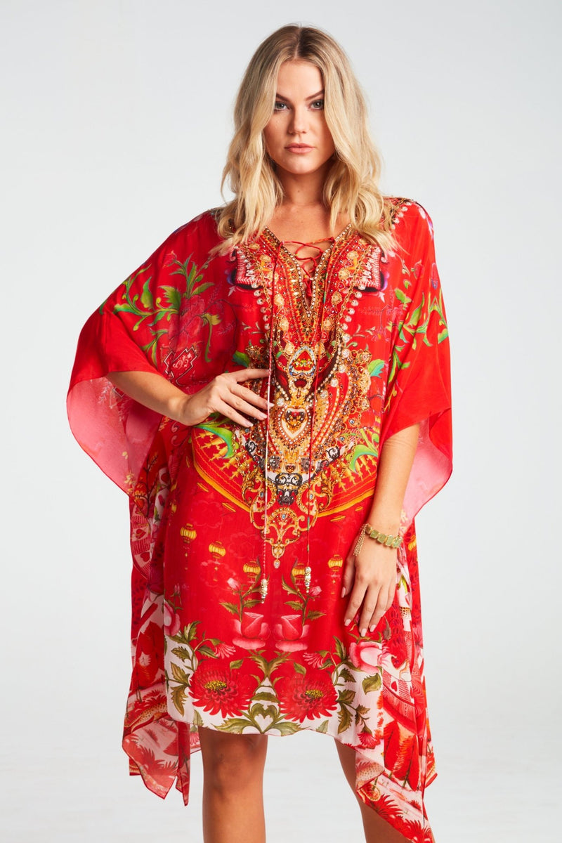 MORE THAN EVER SHORT KAFTAN - Czarina