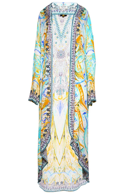 MOSAIC LONG JACKET - Czarina