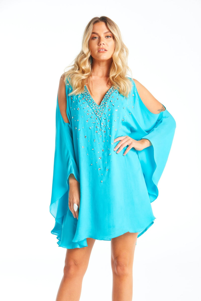 OPAL KAFTAN DRESS - Czarina