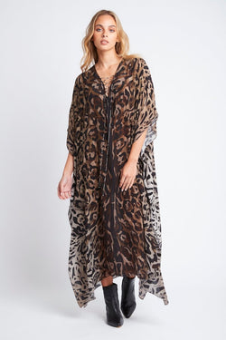 QUEEN OF THE TRIBE MEDIUM KAFTAN - Czarina