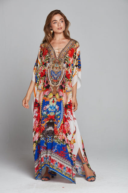 ROYAL PRINCESS LONG KAFTAN - Czarina