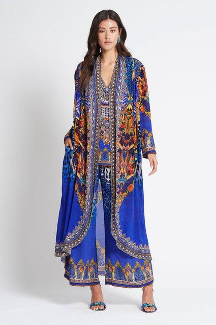 ROYAL SAVANNAH LONG JACKET - Czarina