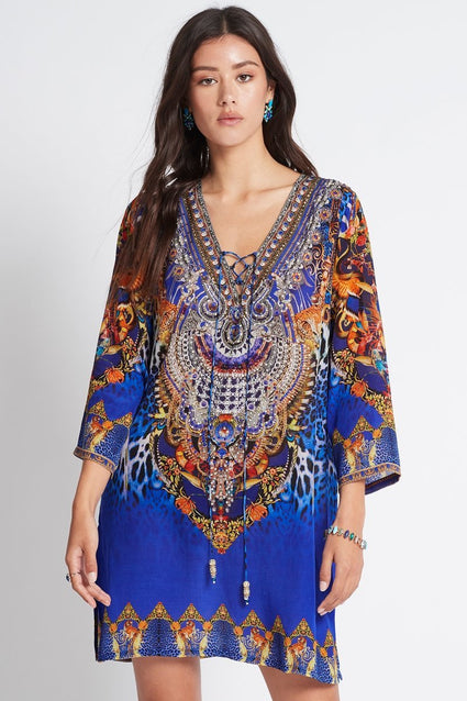 ROYAL SAVANNAH TUNIC - Czarina