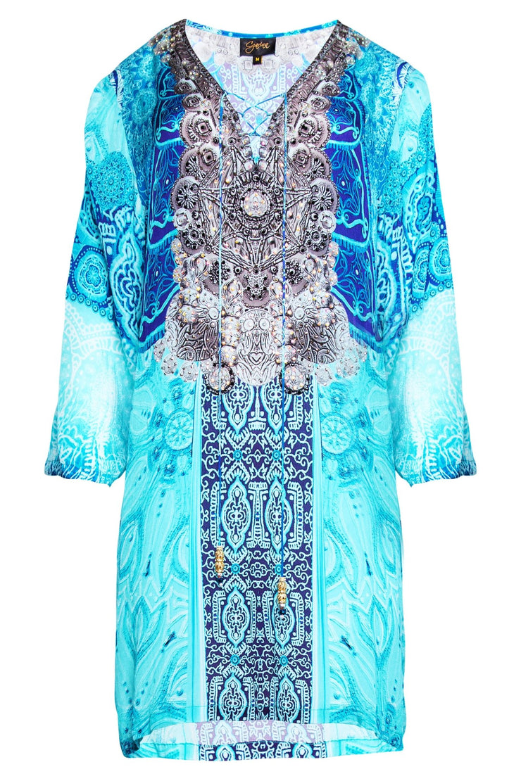 SAIL AWAY TUNIC - Czarina