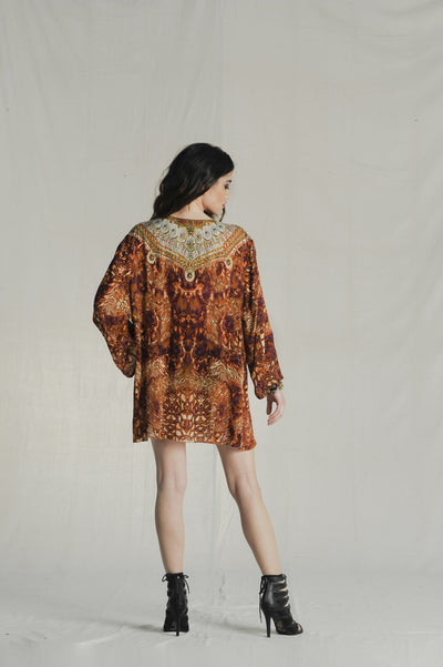SILT TOP W SLEEVES