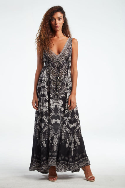 STILL I RISE MAXI DRESS - Czarina