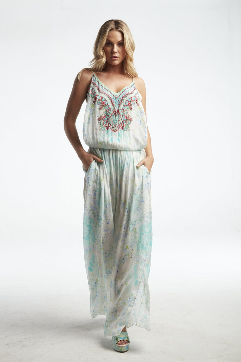 SUMMER DREAM JUMPSUIT - Czarina