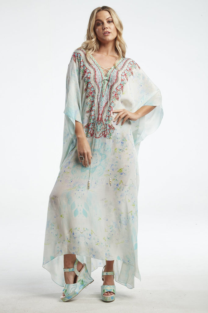 SUMMER DREAM LONG KAFTAN - Czarina