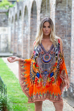Sunset In Savannah Kaftan - Czarina
