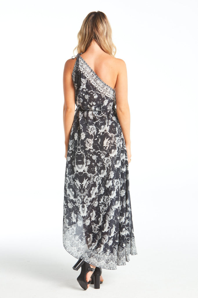 TAKE ME THROUGH THE NIGHT 3 WAY DRESS - Czarina