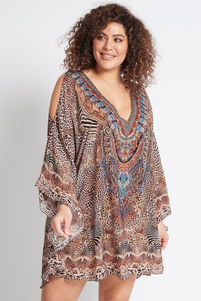 TEMPTATION KAFTAN DRESS - Czarina