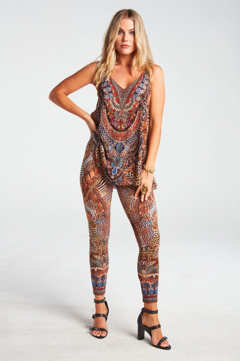 TEMPTATION LEGGINGS - Czarina