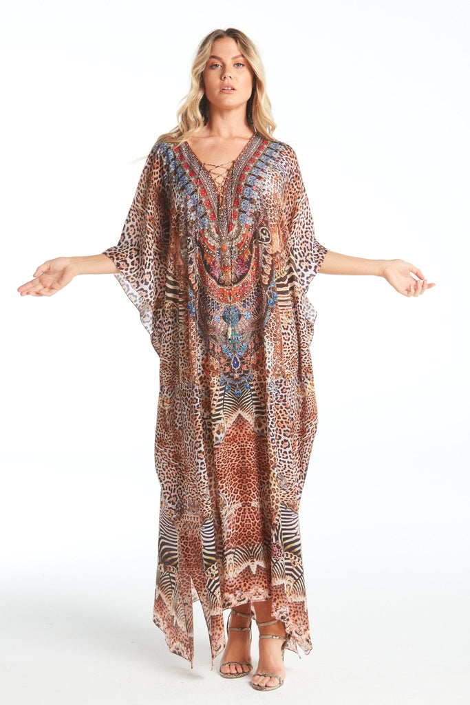 TEMPTATION LONG KAFTAN - Czarina
