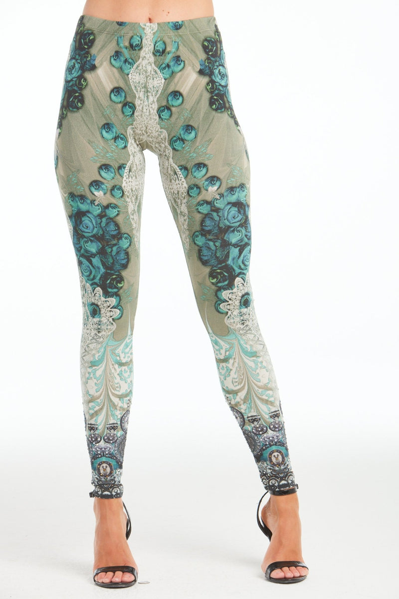 TEZANEE LEGGINGS - Czarina