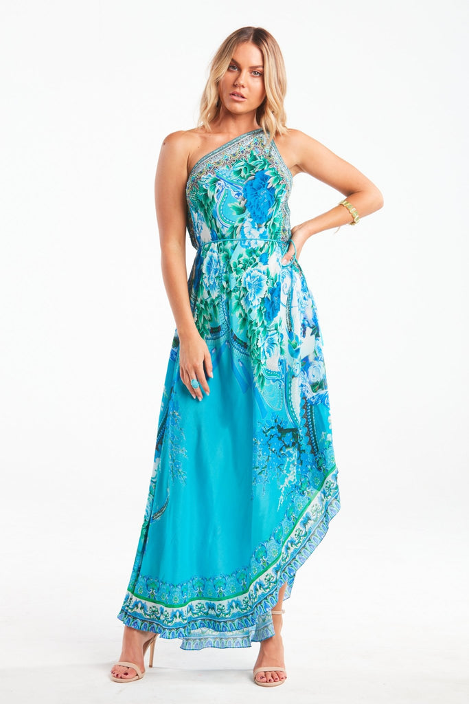 THOSE BLUE EYES 3 WAY DRESS - Czarina