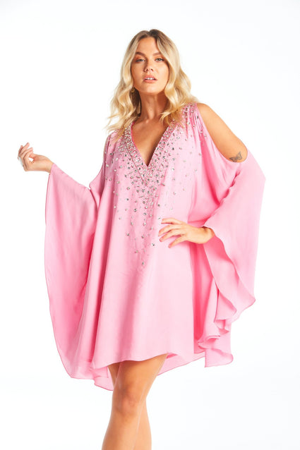 TULIP KAFTAN DRESS - Czarina