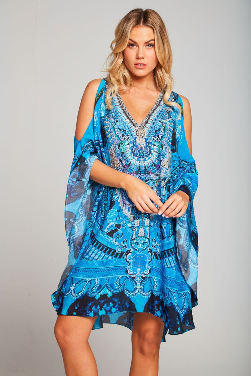 UNFORGETTABLE KAFTAN DRESS - Czarina