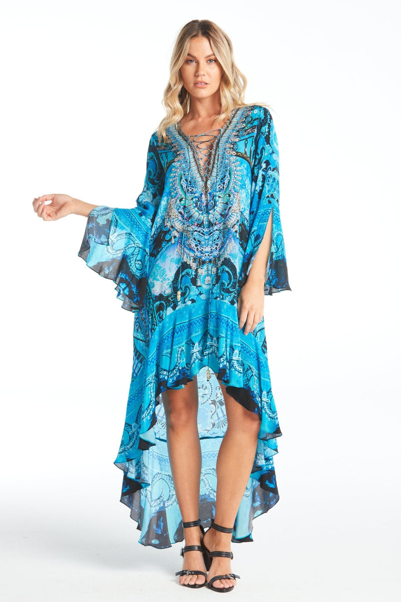 UNFORGETTABLE MAXI W SLEEVES - Czarina